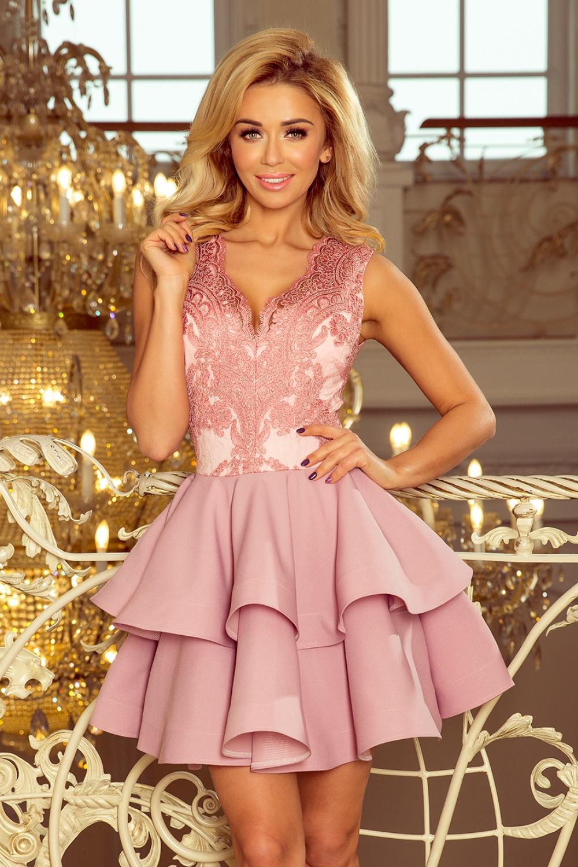Cocktail Φόρεμα 115184 Numoco