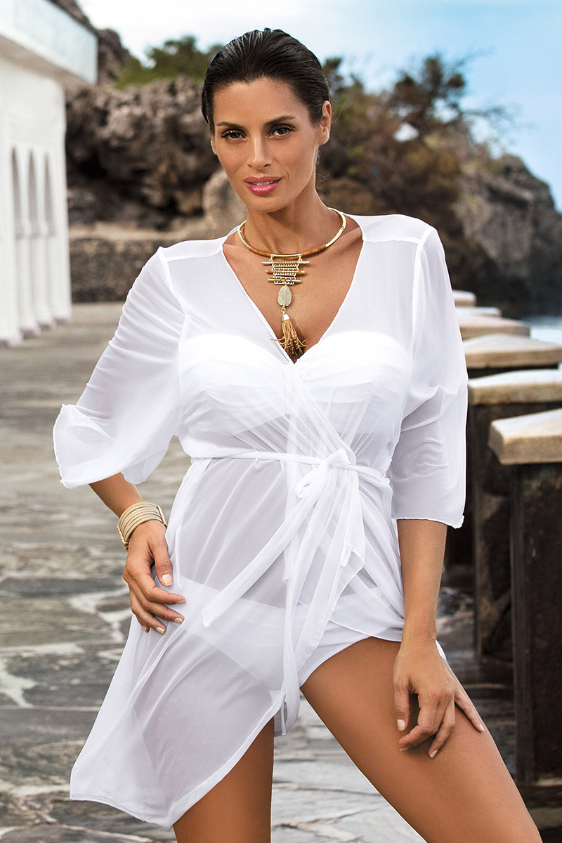 Beach tunic model 79985 Marko